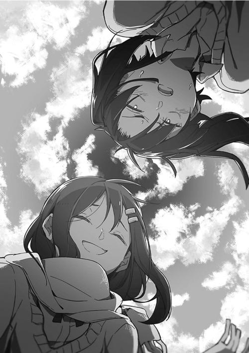 Yobanashi Deceive 0 novel illustration