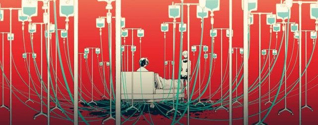 Illustration Kagerou Daze VI - Over the dimension