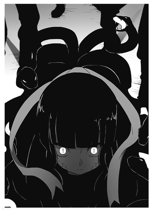 Reaper Record II novel illustration